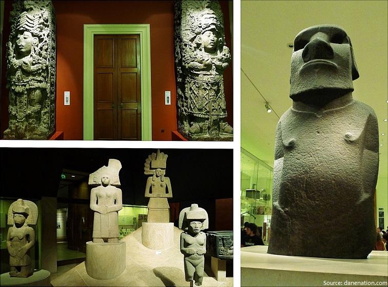 british museum africa oceania and the americas