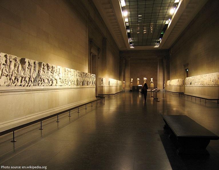 british museum elgin marbles