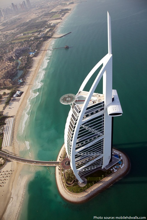 Interesting facts about burj al arab just fun facts Burj al arab architecture