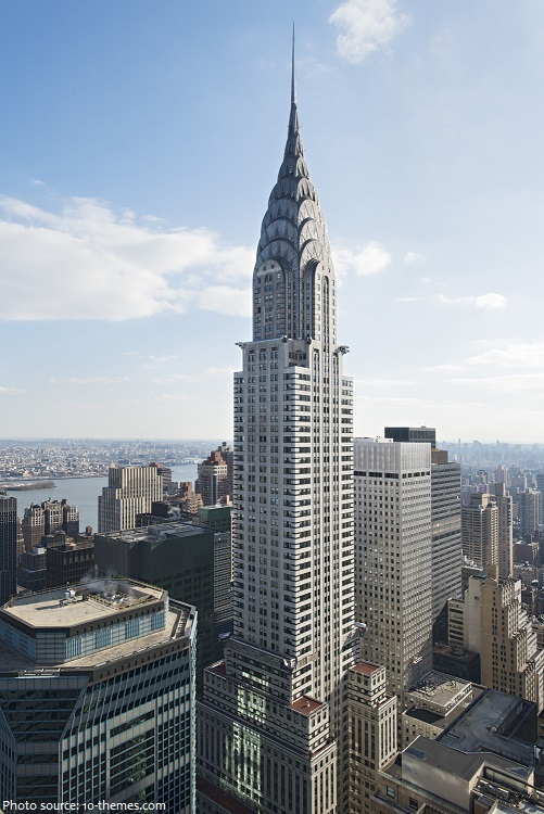 Interesting Facts About The Chrysler Building Just Fun