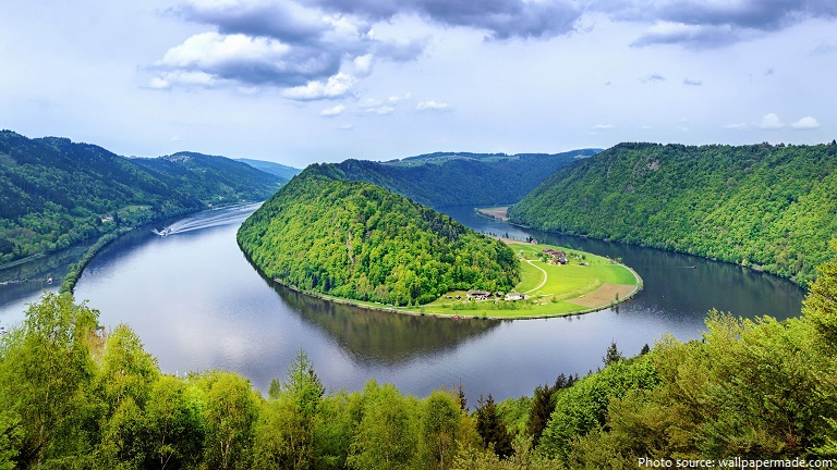 Interesting Facts About The Danube River Just Fun Facts