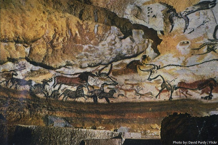 lascaux hall of bulls