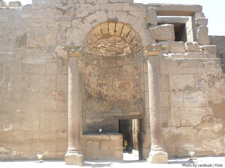 luxor temple hhrine