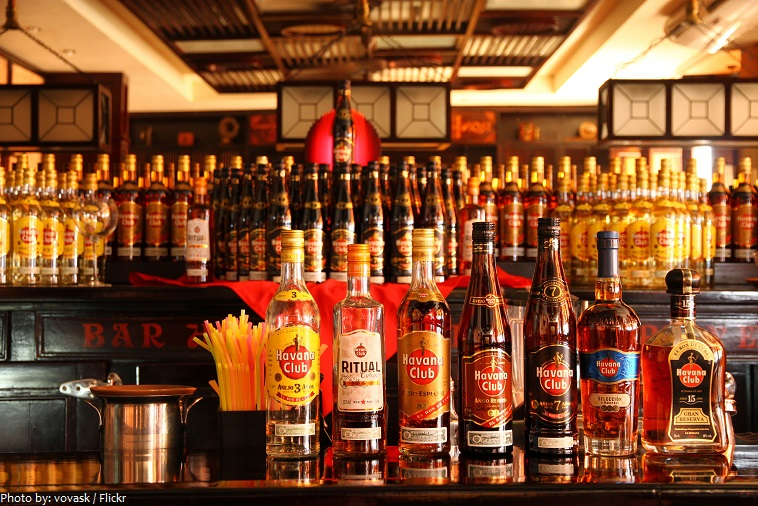 rum cuba