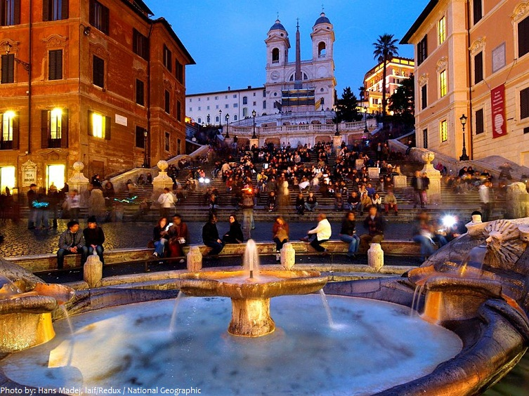 Interesting facts about the Spanish Steps | Just Fun Facts