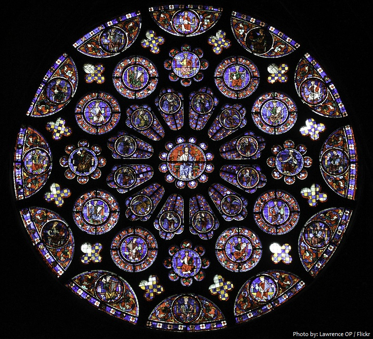 interesting facts about chartres cathedral just fun facts