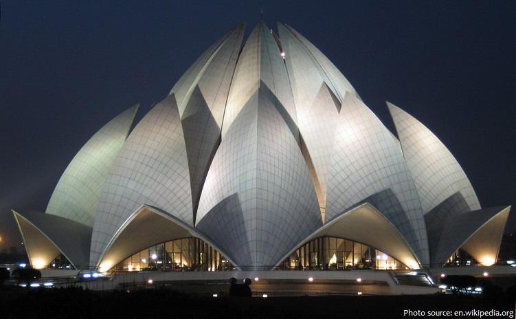 Interesting facts about the lotus temple just fun facts lotus temple 4 mightylinksfo