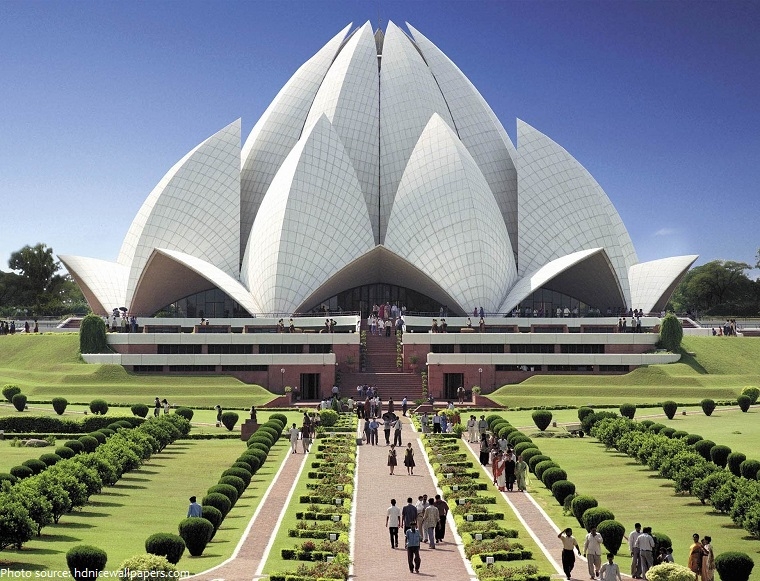 Interesting Facts About The Lotus Temple Just Fun Facts
