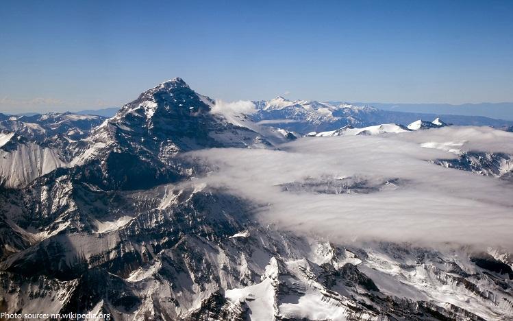 mountain aconcagua