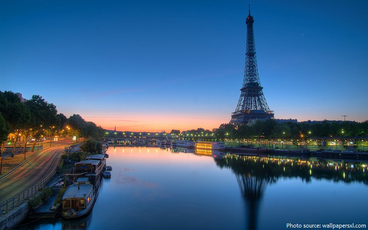 interesting facts about the seine river just fun facts