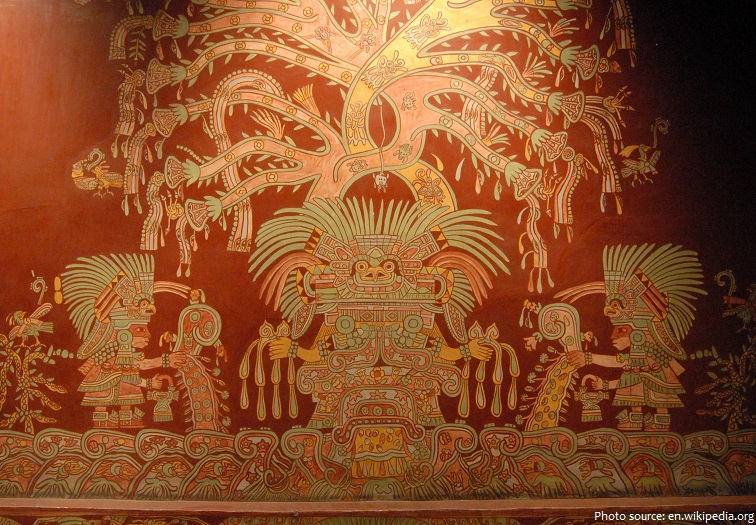 teotihuacan goddess