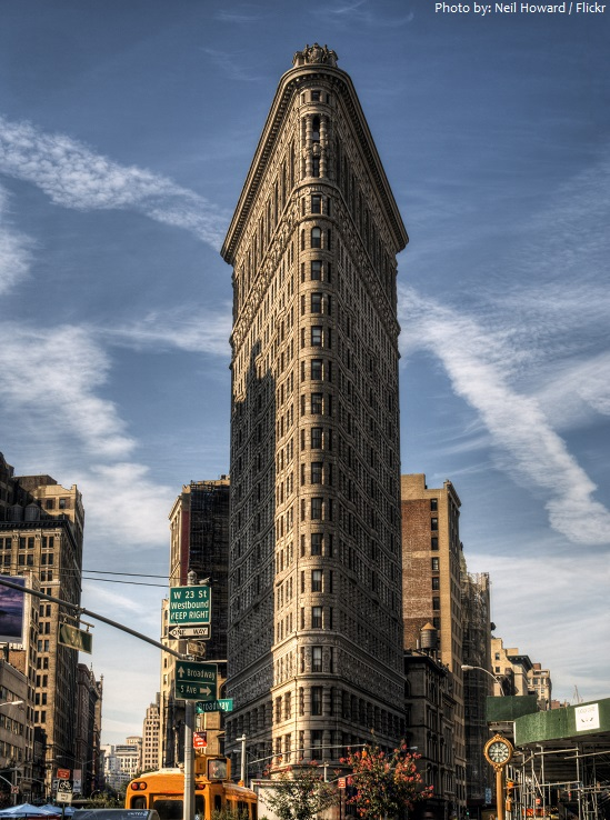 interesting facts about the flatiron building just fun facts. Black Bedroom Furniture Sets. Home Design Ideas