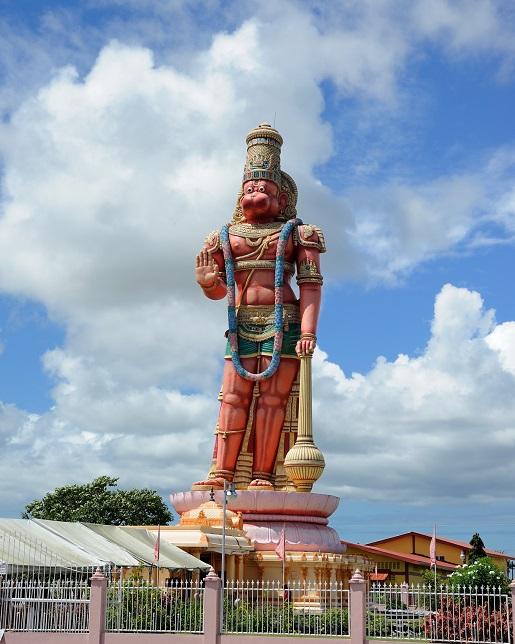 hanuman murti statue trinidad