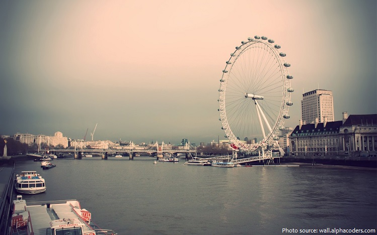 Oh, the places we will go!: The London Eye |London Eye Information