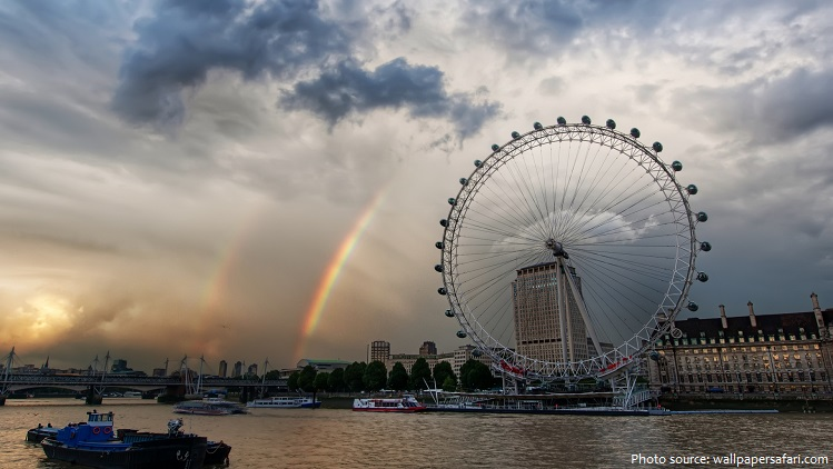 Interesting Facts About The London Eye Just Fun Facts