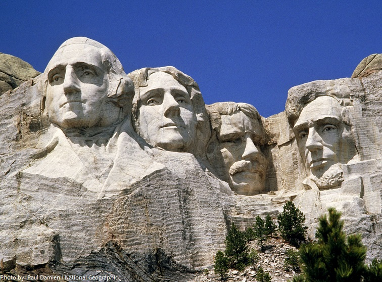 Interesting facts about Mount Rushmore | Just Fun Facts