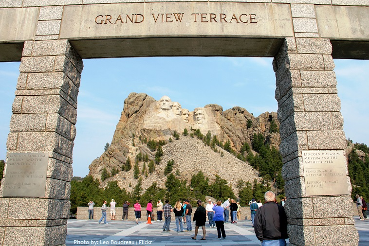 mount rushmore grand view terrace