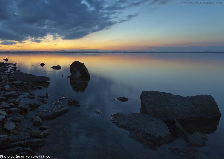 uvildy lake