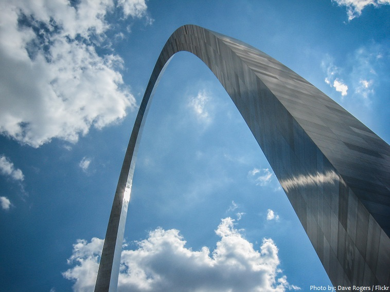 Cost To Build The Gateway Arch
