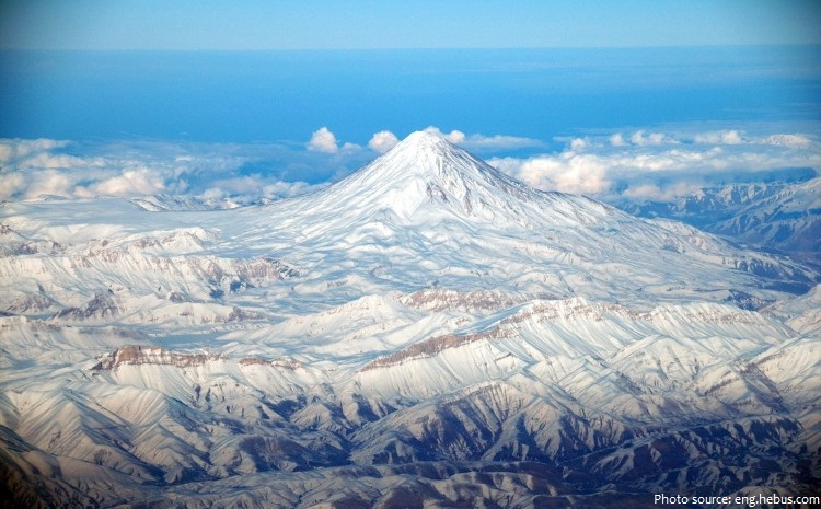 mount damavand