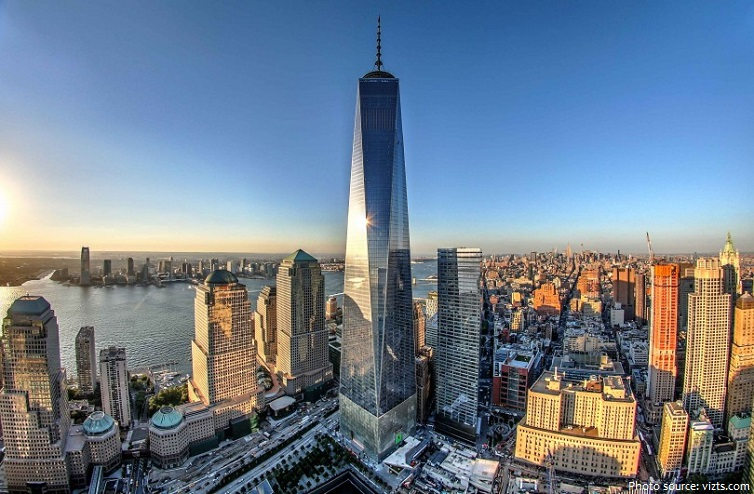 Interesting Facts About One World Trade Center Just Fun Facts