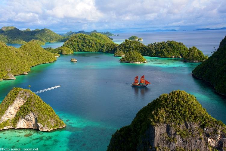 pacific ocean islands