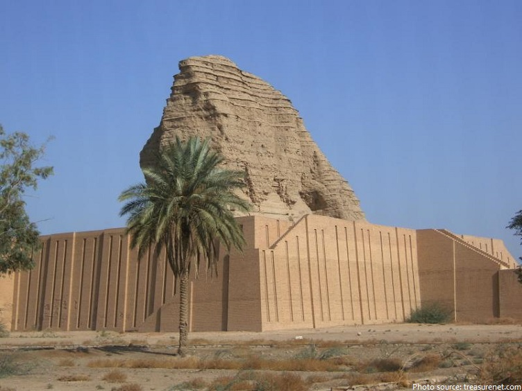ziggurat of dur kurigalzu