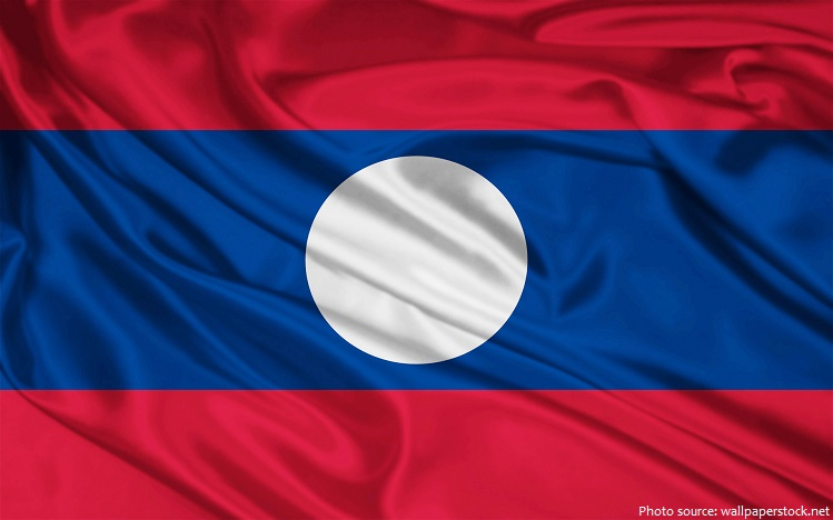 laos flag