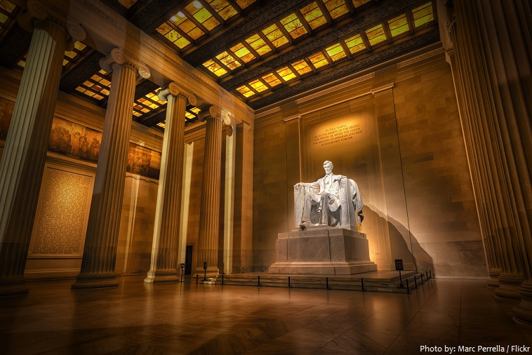 Interesting Facts About The Lincoln Memorial Just Fun Facts
