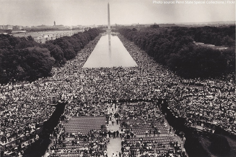 march on washington in 1963