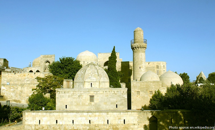 palace of shirvanshahs