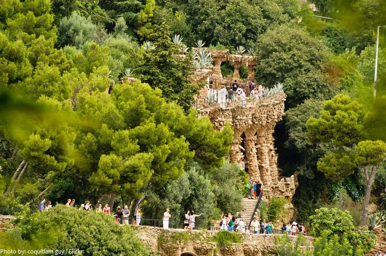 park guell austria gardens