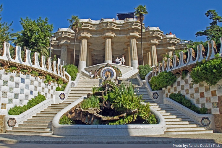 Interesting facts about Park Guell  Just Fun Facts