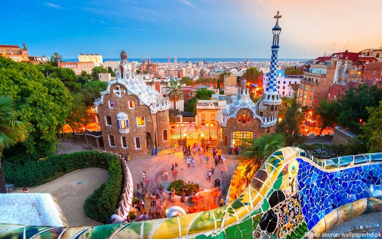 Interesting Facts About Park Guell