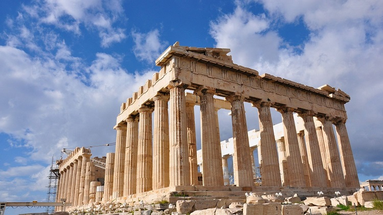 Interesting Facts About The Parthenon Just Fun Facts