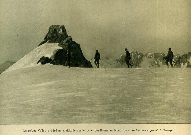 vallot mont blanc