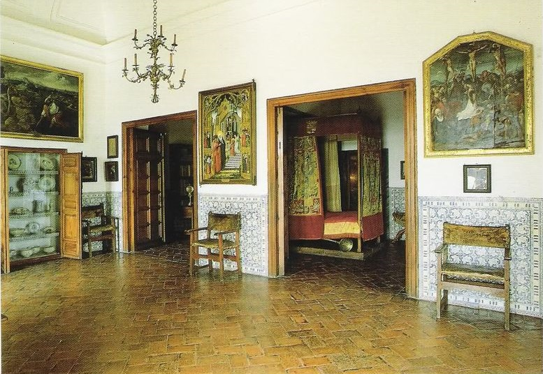 el escorial rooms