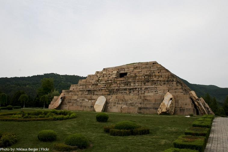 goguryeo tomb