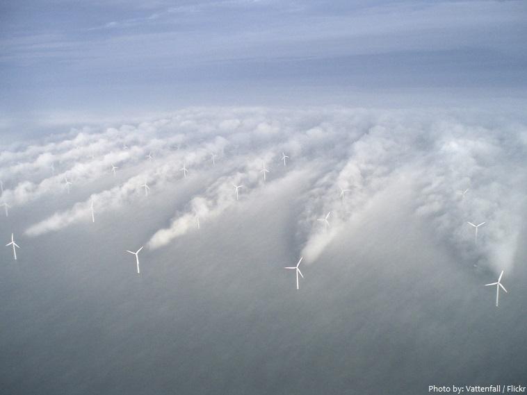 horns rev 1 wind farm