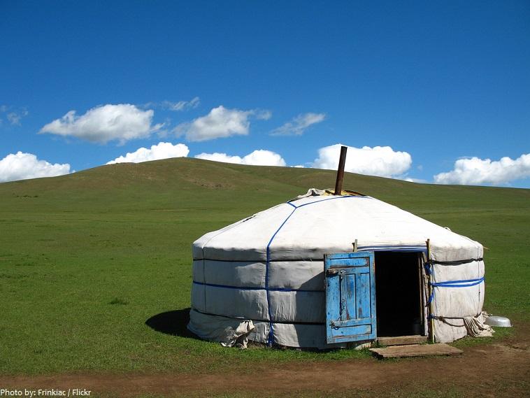 mongolia ger