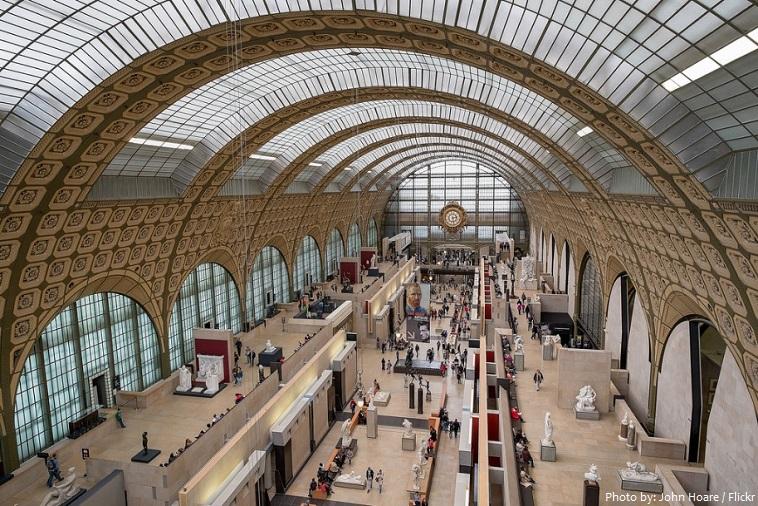 musée- d'orsay inside