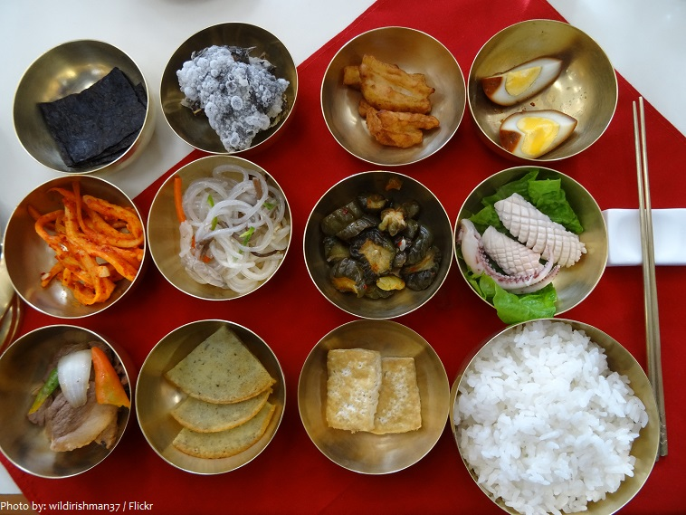 north korean cuisine