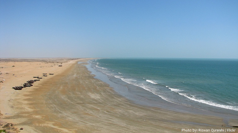 pakistan beach