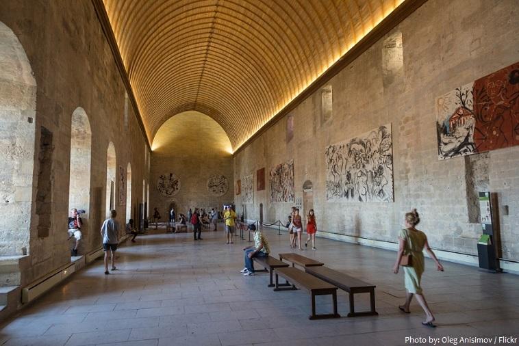 Studium Interior Design: Interesting Facts About The Palais Des Papes