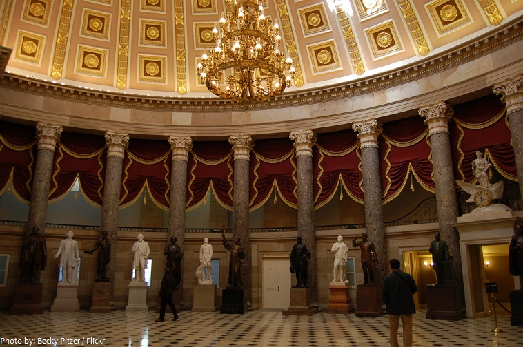 united states capitol national statuary hall