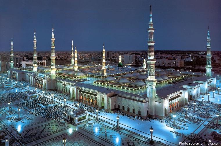al masjid al nabawi