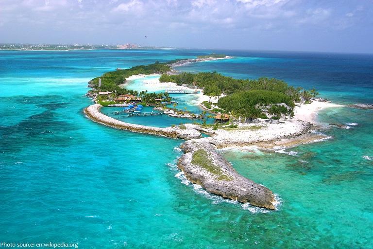 blue lagoon island