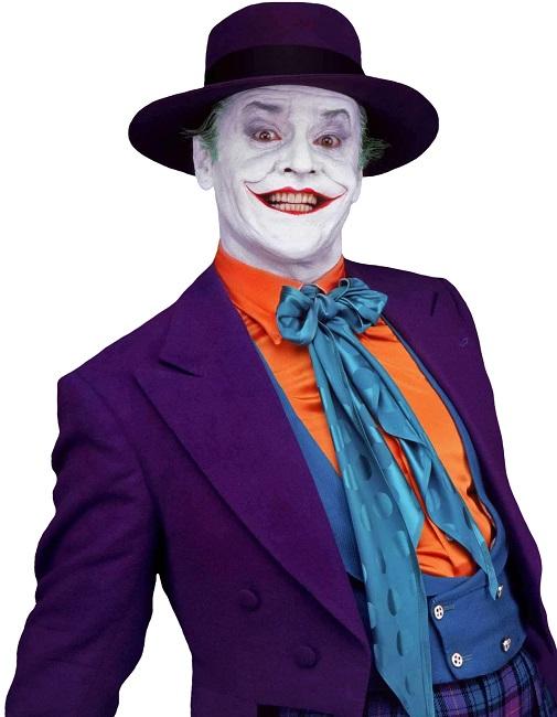 jack nicholson joker
