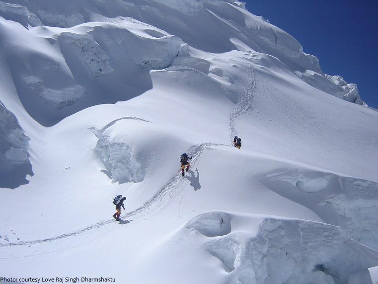 kangchenjunga climbers