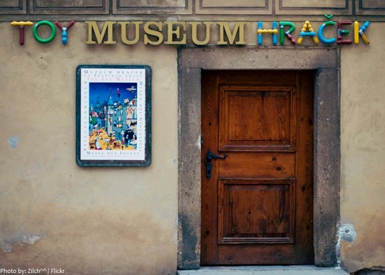 prague castle toy museum